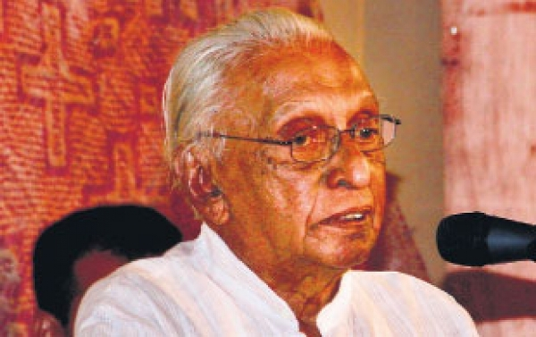 Gunadasa Amarasekara - President of PNM, Sri Lanka (Patriotic National Movement)